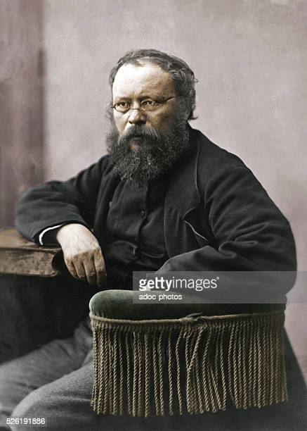 a description of pierre joseph proudhon a french political writer and socialist Pierre-joseph proudhon (january 15th,  during the second french republic (1848–1852), proudhon made his biggest public  all my political ideas boil down to a .