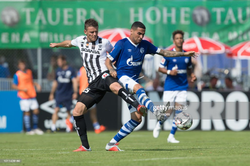 Schalke Angers