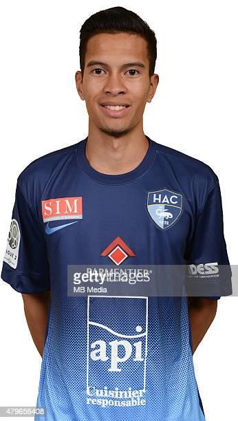 Pierrick RAKOTOHARISOA Portrait Officiel Le Havre Emmanuel Lelaidier / HAC / Icon Sport/MB Media