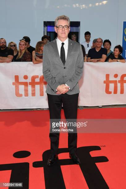 Piers Handling attends the 'Jeremiah Terminator LeRoy' Premiere during 2018 Toronto International Film Festival at Roy Thomson Hall on September 15...