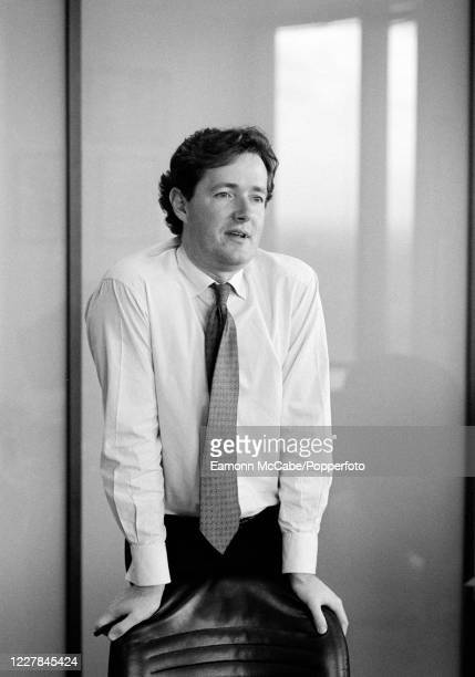 Piers Morgan, English journalist, broadcaster and television personality, circa June 1996. After studying journalism and freelancing for the tabloid...