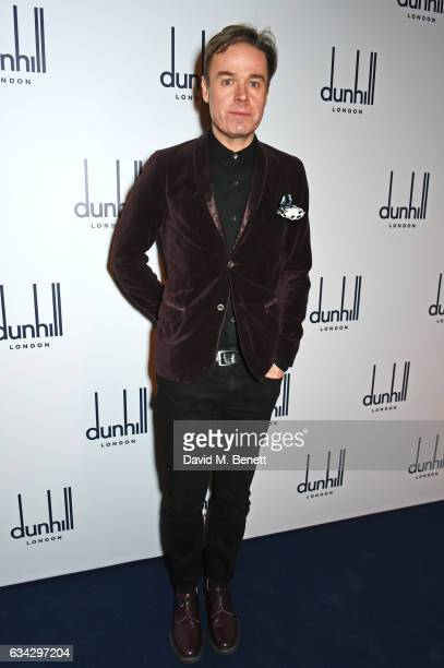 Piers Wenger attends the dunhill and Dylan Jones preBAFTA dinner and cocktail reception celebrating Gentlemen in Film at Bourdon House on February 8...