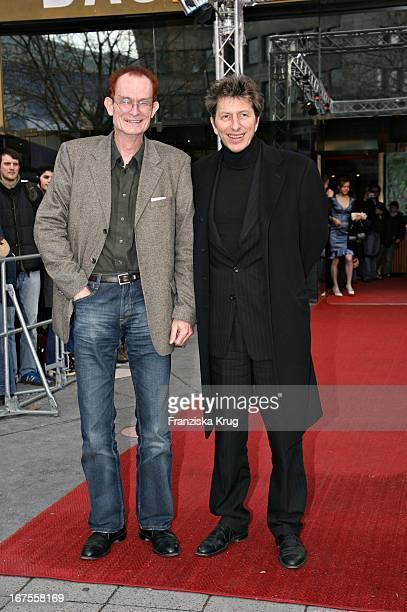 Piet Klocke Rufus Beck Bei Der 'Der Räuber Hotzenplotz' Premiere Bei Der Berlinale Am 120206
