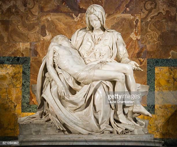 Pieta by Michelangelo Buonarroti