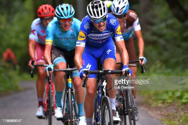 Pieter Serry of Belgium and Team Deceuninck - Quick-Step / during the 76th Tour of Poland 2019, Stage 6 a 160km stage from Zakopane to Koscielisko...