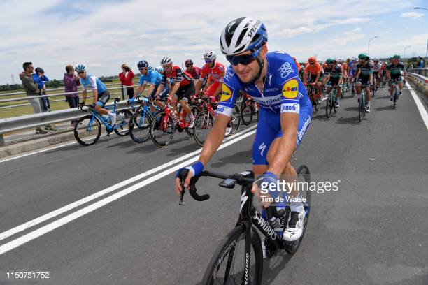 Pieter Serry of Belgium and Team Deceuninck QuickStep / Peloton / Fans / during the 102nd Giro d'Italia 2019 Stage 10 a 145 km stage from Ravenna to...
