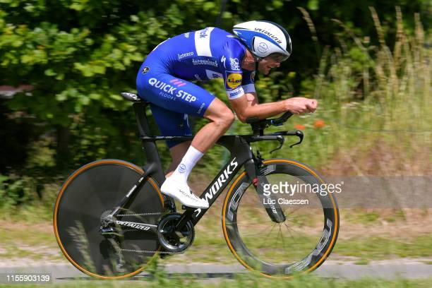 Pieter Serry of Belgium and Team DeceuninckQuick Step / during the 89th Baloise Belgium Tour 2019 Stage 3 a 92km Individual Time Trial from...