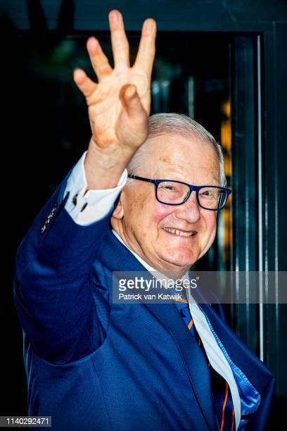 Pieter van Vollenhoven attends the 80th birthday celebrations for Pieter van Vollenhoven on April 30 2019 in Zeist Netherlands