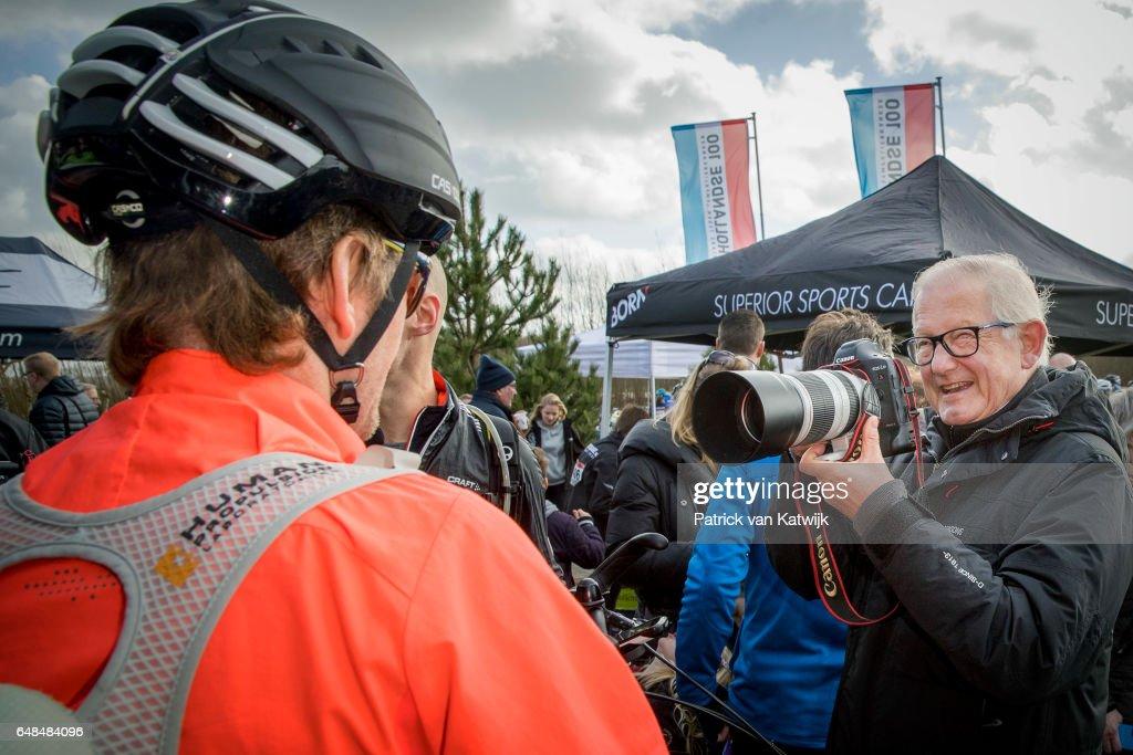 Dutch Royal Family At Hollandse 100 Fund Raising Event In Biddinghuizen : News Photo