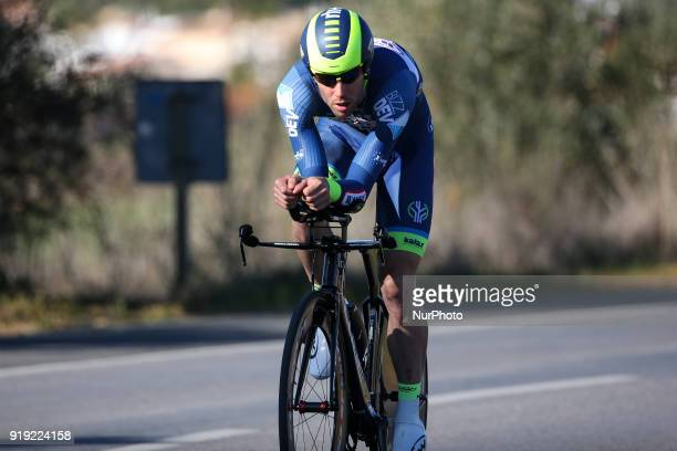 Pieter Vanspeybrouck of Wanty Groupe Gobert during the 3rd stage of the cycling Tour of Algarve between Lagoa and Lagoa on February 16 2018