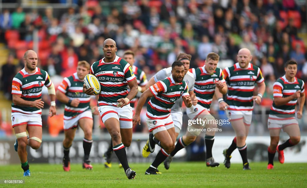Leicester Tigers v Bath Rugby - Aviva Premiership