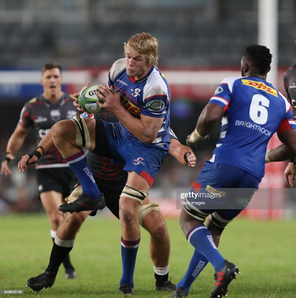 Super Rugby Rd 10 - Sharks v Stormers : News Photo