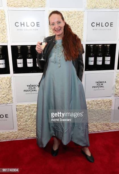 Pietra Brettkelly attends the 2018 Tribeca Film Festival awards night after party on April 26 2018 in New York City