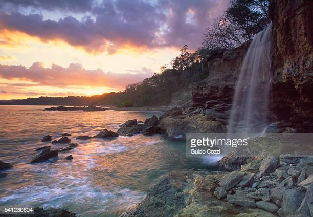 Pietra Colorada Waterfall