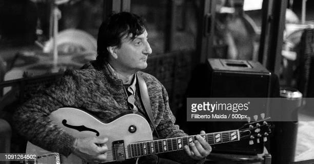 Pietro Bonelli, chitarrista jazz 1