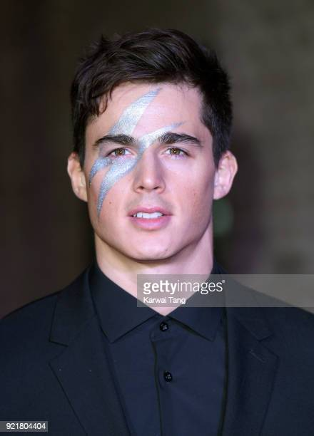 Pietro Boselli attends the Naked Heart Foundation's Fabulous Fund Fair during London Fashion Week February 2018 at the Roundhouse on February 20 2018...