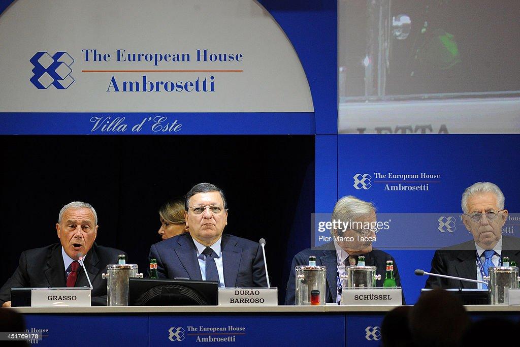 Ambrosetti International Economy Forum