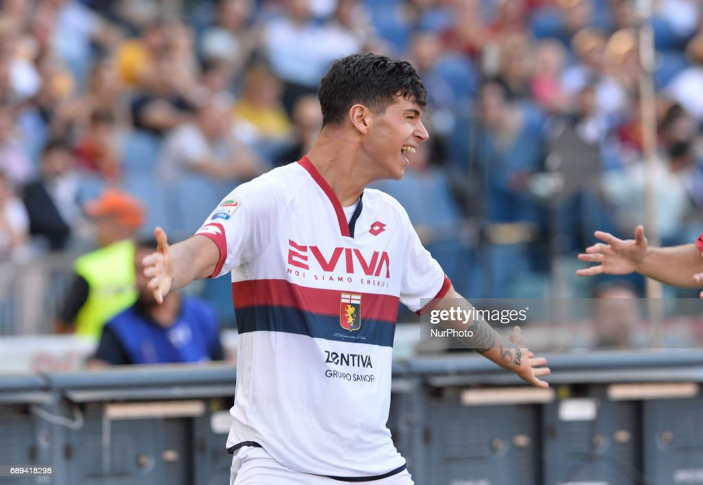 AS Roma v Genoa CFC - Serie A : ニュース写真