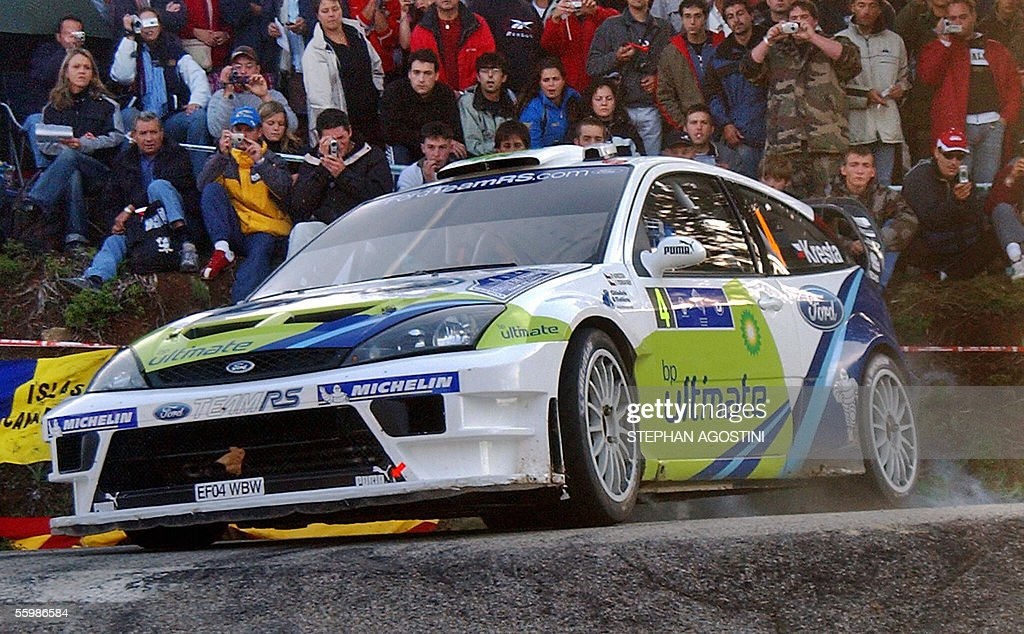 Czech rally drivers Roman Kresta and his Pictures | Getty Images