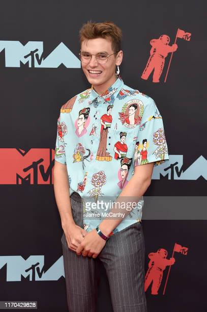 Piff Peterson attends the 2019 MTV Video Music Awards at Prudential Center on August 26 2019 in Newark New Jersey