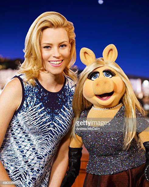 THE MUPPETS Pig Girls Don't Cry Miss Piggy is furious that Kermit booked Elizabeth Banks as a guest on her late night talk show Up Late with Miss...