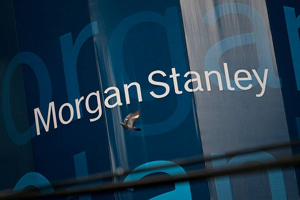 Photos et images de Morgan Stanley May Cut 580 Jobs In New