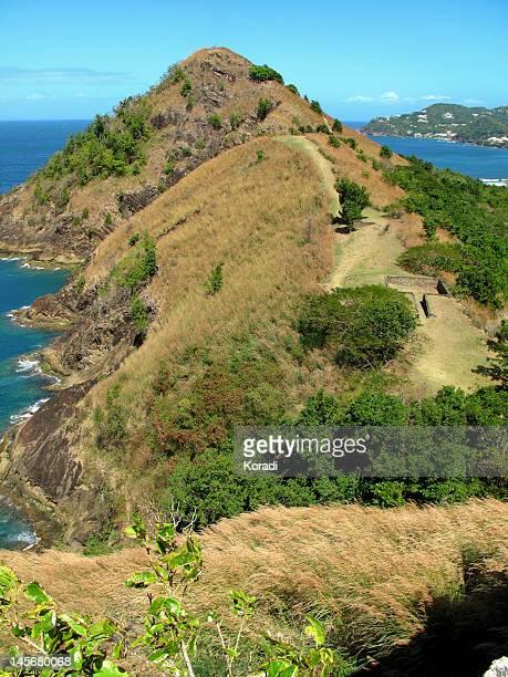 Pigeon Island, Rodney Bay, St Lucia