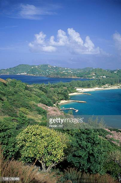 Pigeon Island view, St Lucia