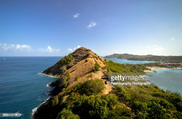 Pigeon Point St Lucia
