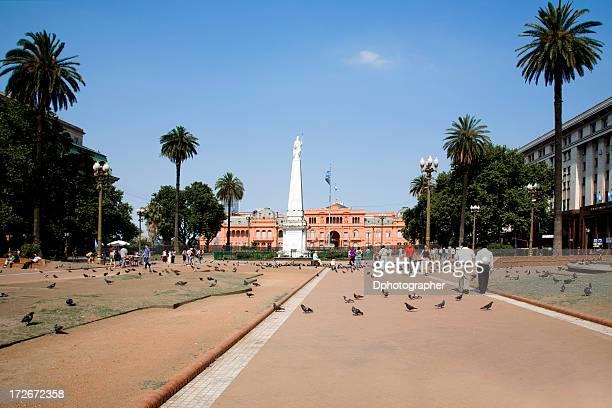 Casa Rosada, Buenos Aires, Argentinien