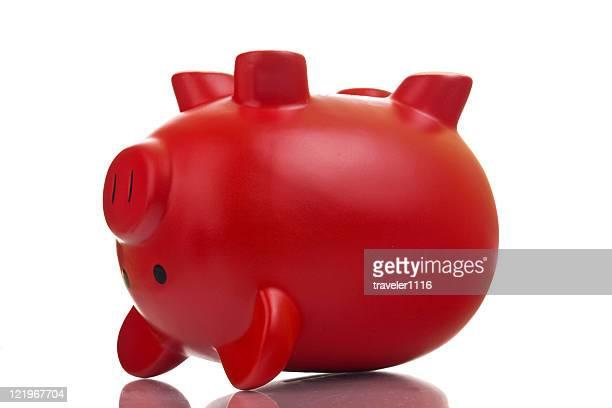 Piggy Bank Going Belly Up