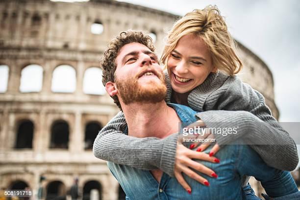 Ferroutage pour la Saint-Valentin à Rome