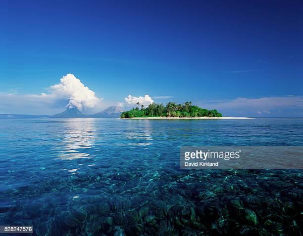 Pigin Island, Rabaul Harbour; East New Britain, Papua New Guinea