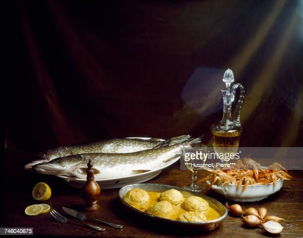 pike mousse - pike fish stock pictures, royalty-free photos & images