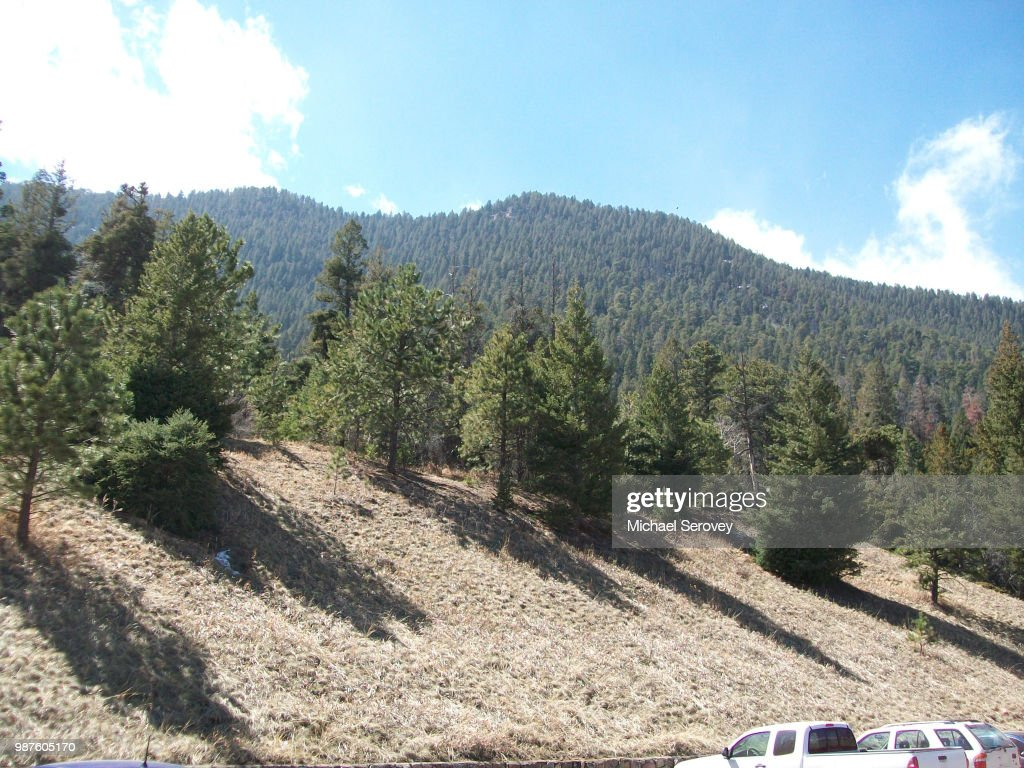 Pikes Peak Parking >> Pikes Peak Parking High Res Stock Photo Getty Images