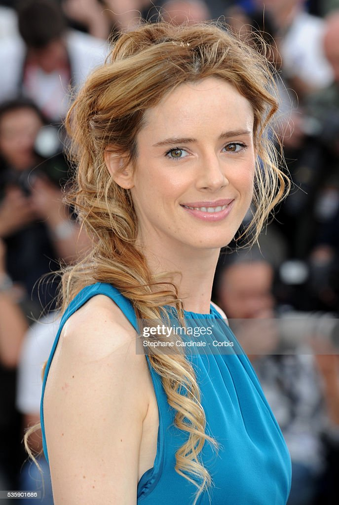 Pilar Lopez at the Photocall for 'The strange case of Angelica' during the 63rd Cannes International Film Festival.