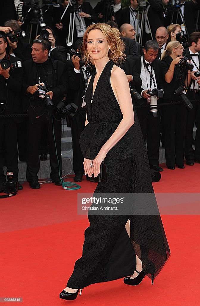 Pilar Lopez De Ayala attends the 'You Will Meet A Tall Dark Stranger' premiere at the Palais des Festivals during the 63rd Annual Cannes Film Festivalon May 15, 2010 in Cannes, France.