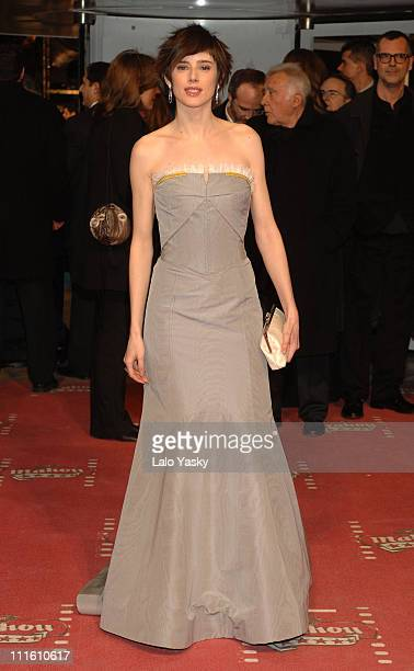 Pilar Lopez de Ayala during 2006 Spanish Academy Cinema Goya Awards at Palacio de Congresos in Madrid Spain