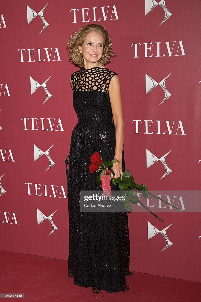 Pilar Medina Sidonia attends the 'Telva Beauty' 2014 awards at the Royal Teather on December 2, 2014 in Madrid, Spain.