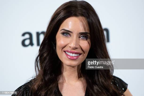 Pilar Rubio attends Amazon PopUp opening at Callao City Lights cinema on November 27 2019 in Madrid Spain
