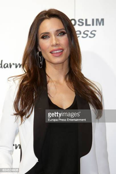 Pilar Rubio attends 'Yoelijocuidarmees' launch event at Beterlsman studio on February 8 2017 in Madrid Spain