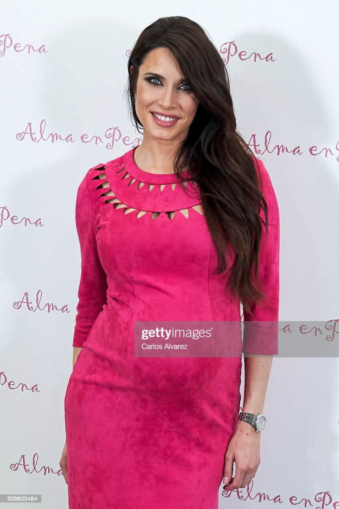 Pilar Rubio Presents 'Alma En Pena' New Collection