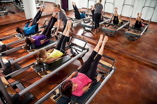 Pilates class - gettyimageskorea