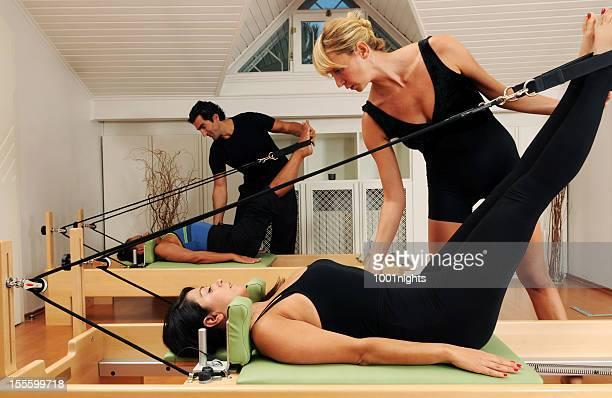 Pilates Classroom
