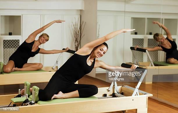 Ejercicio de Pilates