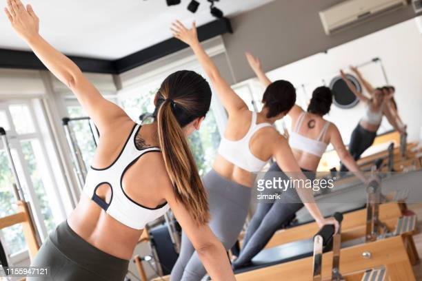 pilates - pilates stock pictures, royalty-free photos & images