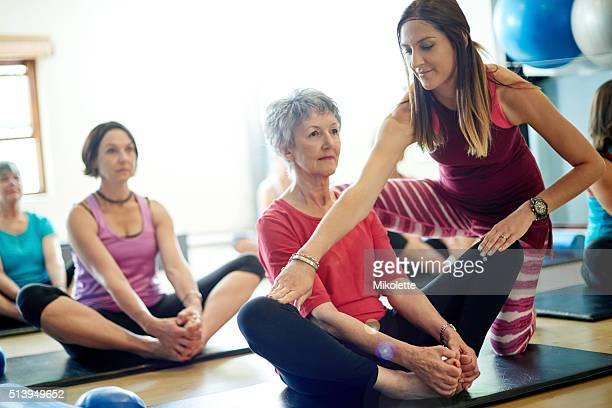 Pilates refuerza la mente y el cuerpo