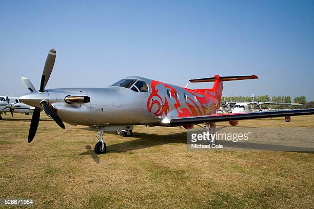 Worlds Best Pilatus Pc 12 Stock Pictures Photos And