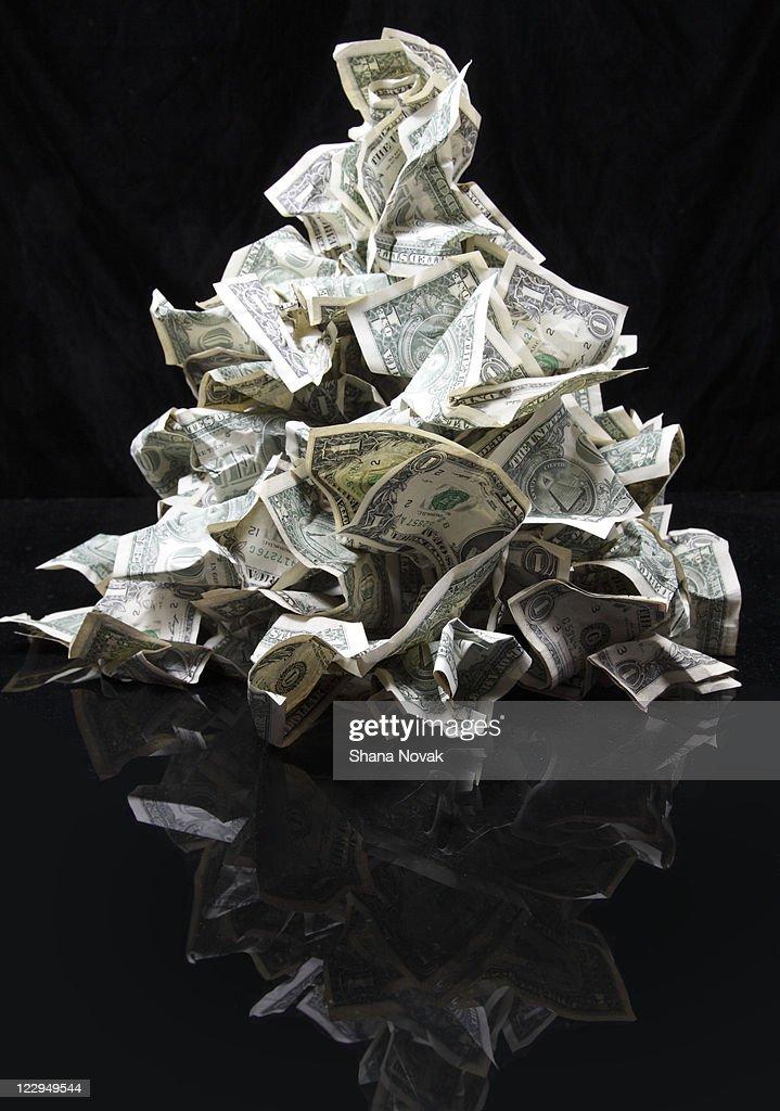 Pile of Cash : Stock-Foto