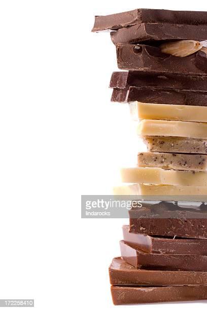 チョコレート茹でられる